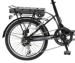 Viking Stepper 36 Electric Folding Bike 4 Thumbnail