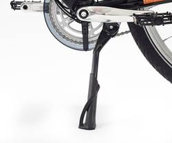 Emu Cross Bar Electric Bike Black 5 Thumbnail