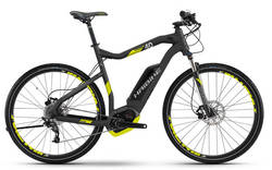 Haibike XDURO Cross 4.0 Mens 2017