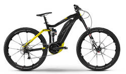 Haibike SDURO NDURO PRO 2016 Electric Bike Thumbnail