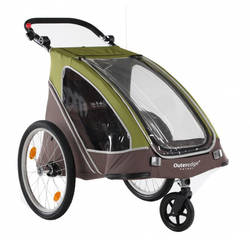 Outeredge Alloy Duo Stroller