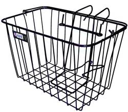 Adie Black Handle Bar Basket Thumbnail
