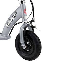 Razor E100 Electric Scooter - Silver 1 Thumbnail