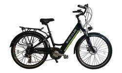 Byocycle Zest Electric Bike  Thumbnail