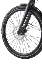 Wisper 905se Cross Bar Stealth Electric Bike 5 Thumbnail