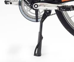 Emu Step-through Electric Bike - Black 3 Thumbnail