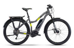 Haibike XDURO Trekking 4.0 Womens Bosch Electric Bike Thumbnail