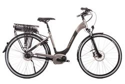 Raleigh Motus Bronze Step Through Bosch Hub Geared Electric Bike Thumbnail