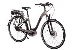 Raleigh Motus Bronze Step Through Bosch Hub Geared Electric Bike 1 Thumbnail
