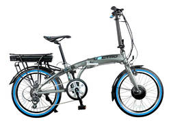 Lectro Rapid Alloy Folding Electric Bike Thumbnail