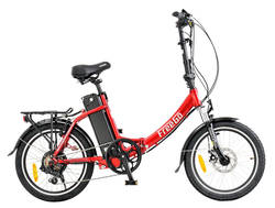 FreeGo Folding Electric Bike