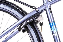 Raleigh Captus Cross Bar Titanium Electric Bike 3 Thumbnail