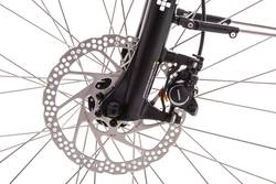 Raleigh Captus Cross Bar Titanium Electric Bike 7 Thumbnail