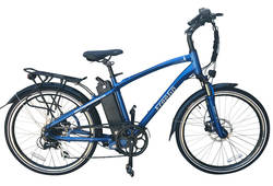 FreeGo Eagle Crossbar Electric Bike  Thumbnail