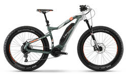 Haibike XDURO FatSix 8.0 2018 Electric Mountain Bike Thumbnail