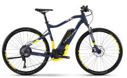 Haibike SDURO Cross 7.0 2018 Mens Electric Mountain Bike Thumbnail