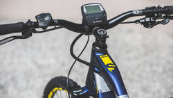 Haibike SDURO Cross 7.0 2018 Mens Electric Mountain Bike 4 Thumbnail