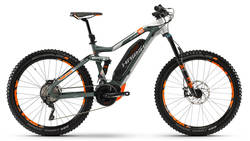 Haibike XDURO AllMtn 8.0 2018 Electric Mountain Bike Thumbnail