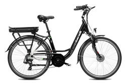 Benelli Mio ST Electric Bike Black