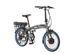 Lectro Rapid Alloy Folding Electric Bike 1 Thumbnail