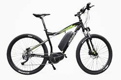 Byocycle Ibex Plus Crank Drive Electric Mountain Bike 10Ah 1 Thumbnail