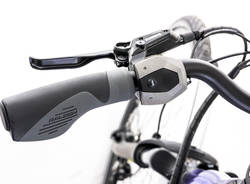 Raleigh Captus Step Through Nexus Hub Electric Bike Purple 4 Thumbnail