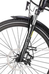 Wisper 905se Cross Bar Stealth Electric Bike 8 Thumbnail