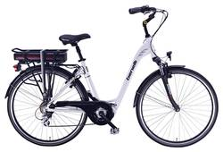 Benelli Mio ST Electric Bike White