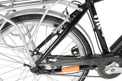 Emu Cross Bar Electric Bike Black 2 Thumbnail