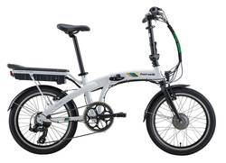 Benelli Fold City White Electric Bike