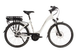 Raleigh Motus Tour Step Through Hub Gear Electric Bike Cream 700c Thumbnail