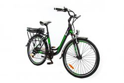 Crussis e-City 1.8 Alloy Step Through Electric Bike 1 Thumbnail