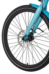 Ex Demo Wisper 705se 375Wh Stealth Electric Bike - Blue 2 Thumbnail