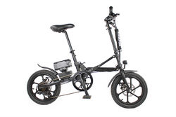 KwikFold Xite - 3 Folding E-Bike