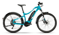 Haibike SDURO HardSeven Life 2.5 Street 2019 Ladies Electric Bike 35cm Thumbnail