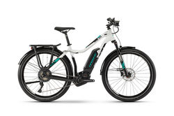Haibike SDURO Trekking 7.0 2019 Ladies Electric Trekking Bike Thumbnail