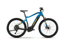 Haibike SDURO Cross 9.0 2019 Mens Electric Bike 48cm Thumbnail