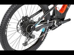 LaPierre Overvolt AM 800i Ultimate Mens Electric Mountain Bike 2019 - 12 Speed, 27.5