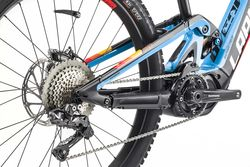 LaPierre Overvolt AM 927i Ultimate Mens Electric Mountain Bike 2019 - 11 Speed, 27.5
