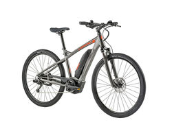 Lapierre Overvolt Cross 400 Mens Electric Hybrid Bike 400Wh 2019 - 9 Speed, 29