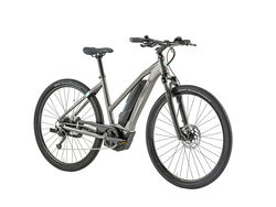 Lapierre Overvolt Cross 400 Ladies Electric Hybrid Bike 500Wh 2019 - 9 Speed, 29