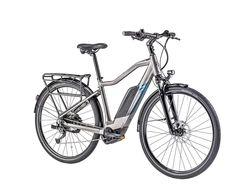 Lapierre Overvolt Trekking 600 Mens Electric Hybrid Bike 400Wh 2019 - 9 Speed, 28