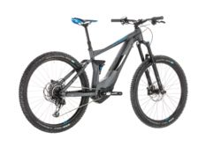 Cube Stereo Hybrid 140 Race 500 FS Electric MTB 2019 Black - 12 Speed, 27.5
