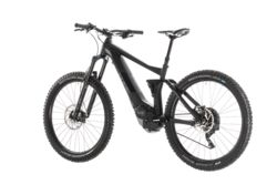 Cube Stereo Hybrid 140 SL 500 FS Electric MTB 2019 Black - 11 Speed, 27.5