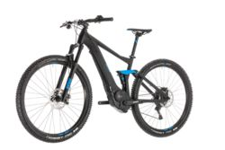 Cube Stereo Hybrid 120 Race 500 FS Electric MTB 2019 Black - 11 Speed 2 Thumbnail
