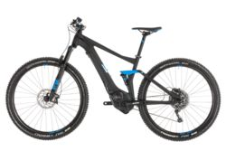 Cube Stereo Hybrid 120 Race 500 FS Electric MTB 2019 Black - 11 Speed 3 Thumbnail