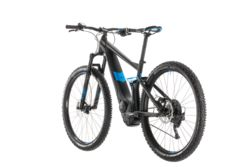 Cube Stereo Hybrid 120 Race 500 FS Electric MTB 2019 Black - 11 Speed 4 Thumbnail