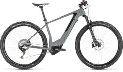 Cube Elite Hybrid C:62 SL 500 Kiox 29 HT Electric MTB 2019, Grey/Black - 11 Speed, 29
