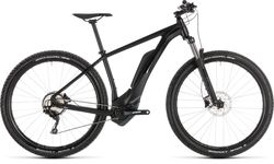 Cube Reaction Hybrid Pro 500 HT Electric MTB 2019, Black - 10 Speed Thumbnail