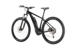 Cube Reaction Hybrid Pro 500 HT Electric MTB 2019, Black - 10 Speed 1 Thumbnail